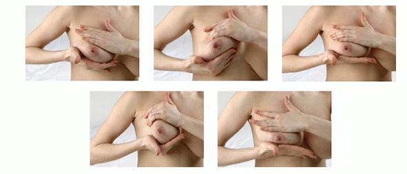 массаж для увеличения бюста в домашних условиях