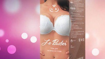 Гель le bustier для увеличения груди — обзор, состав, как действует, как использовать, отзывы