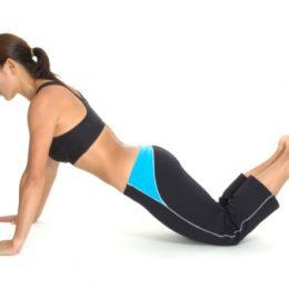 Увеличение объема груди с помощью упражнений